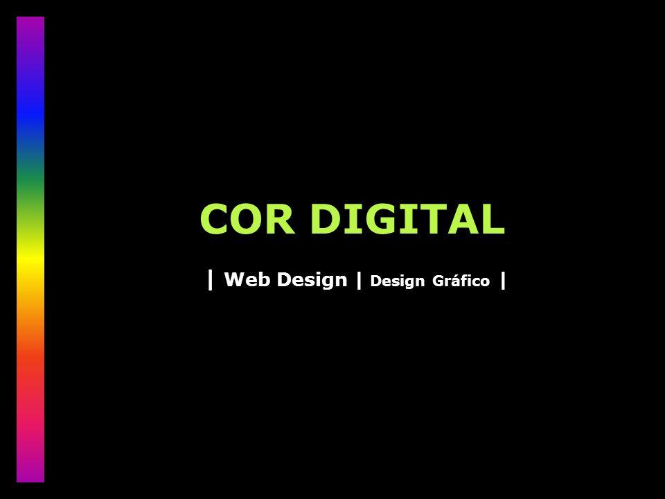 COR DIGITAL | Web Design | Design Gráfico |