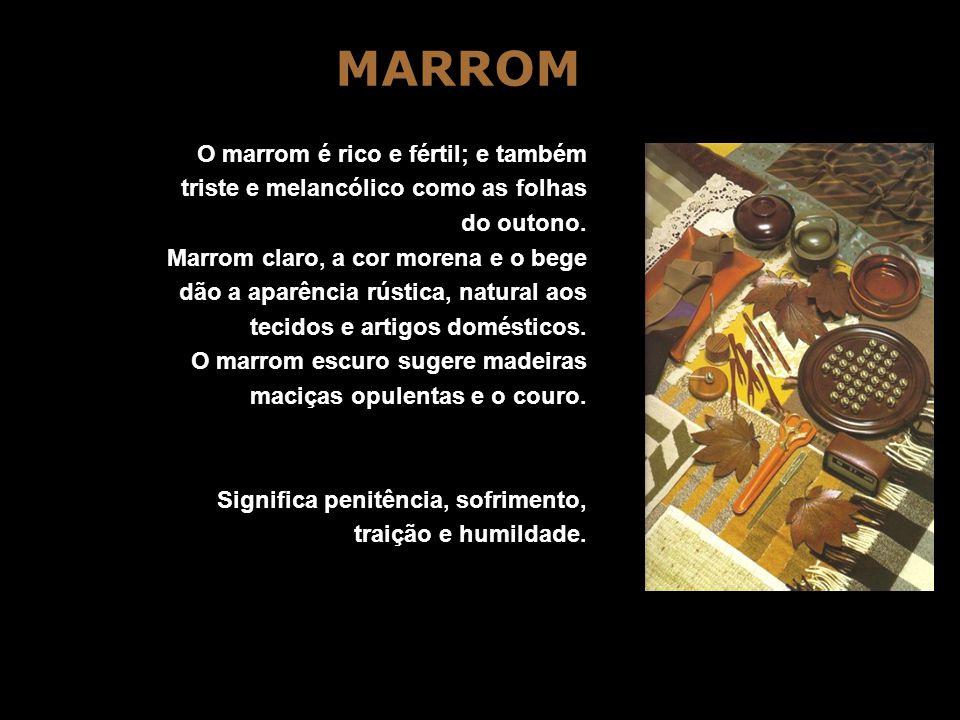 MARROM