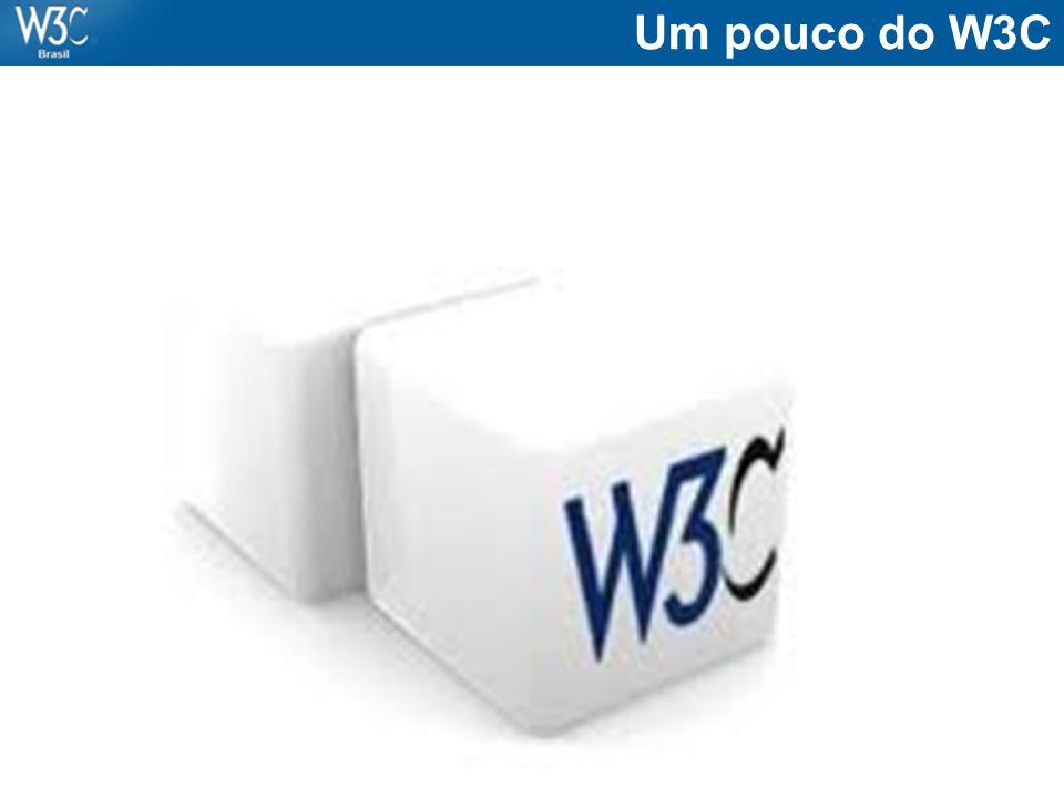 Um pouco do W3C