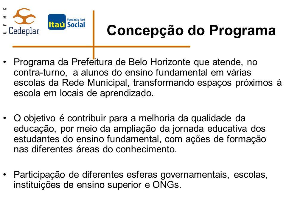 Concepção do Programa