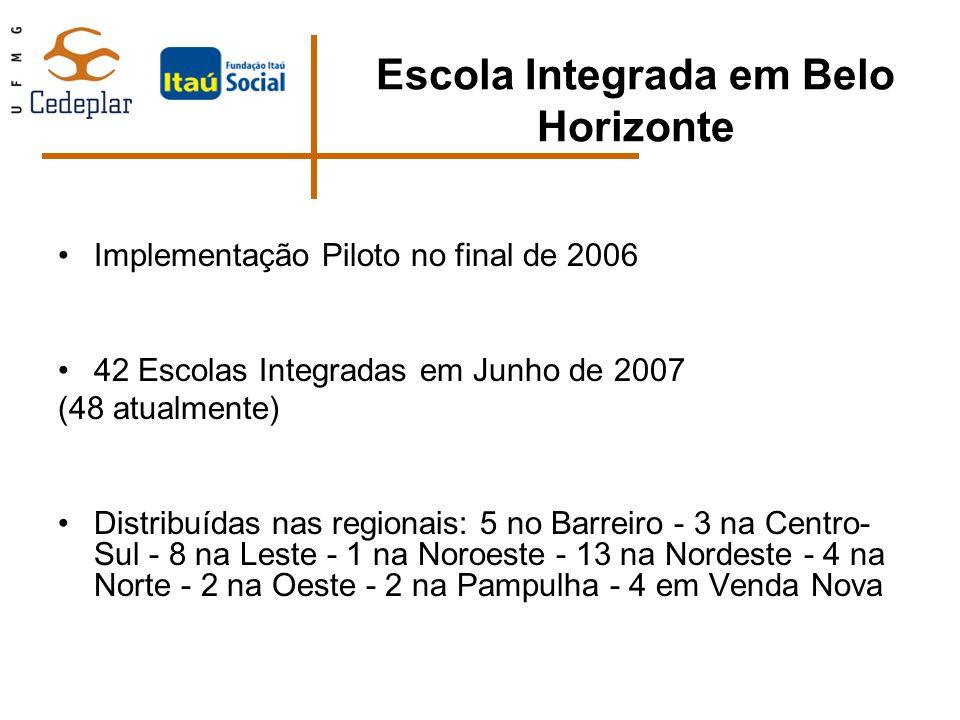 Escola Integrada em Belo Horizonte
