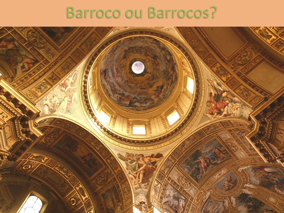 Barroco ou Barrocos