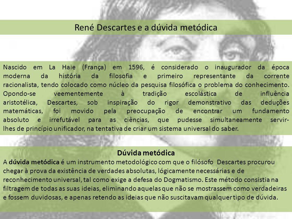 René Descartes e a dúvida metódica