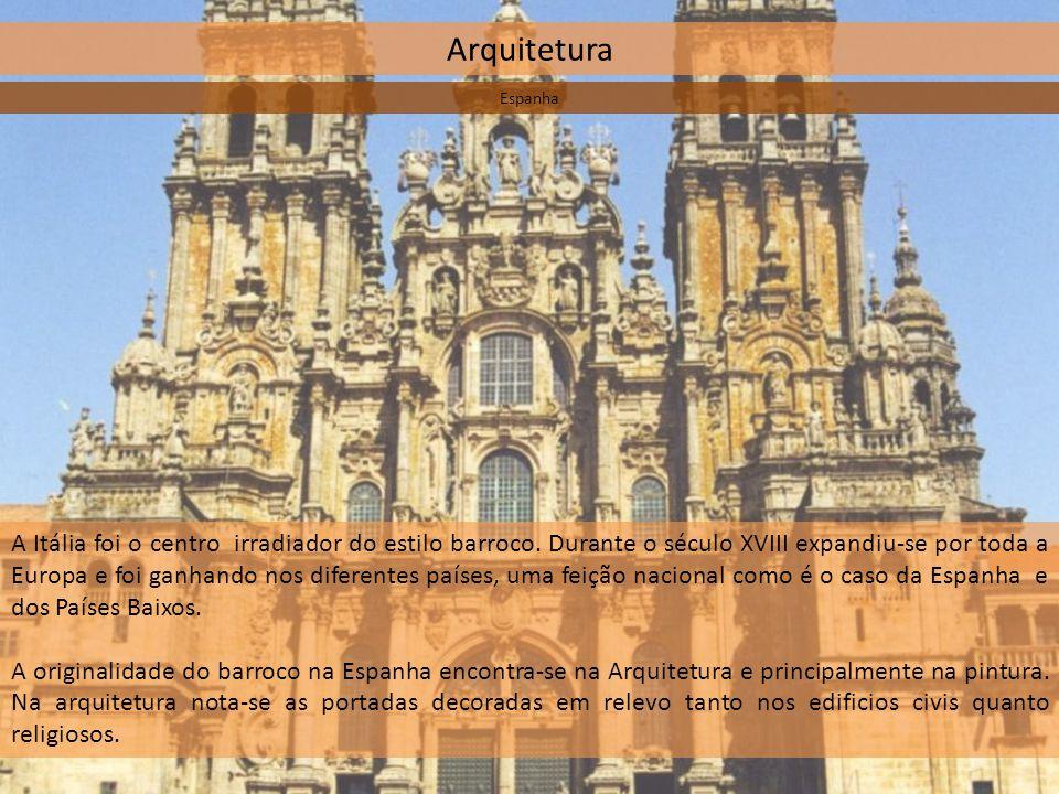 Arquitetura Espanha.