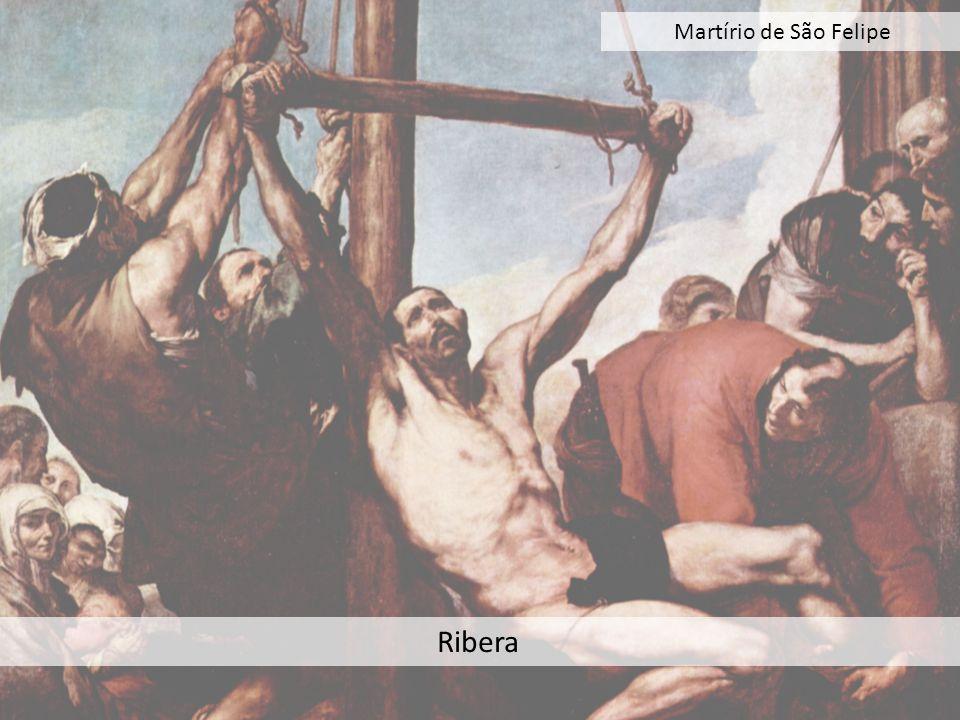 Martírio de São Felipe Ribera