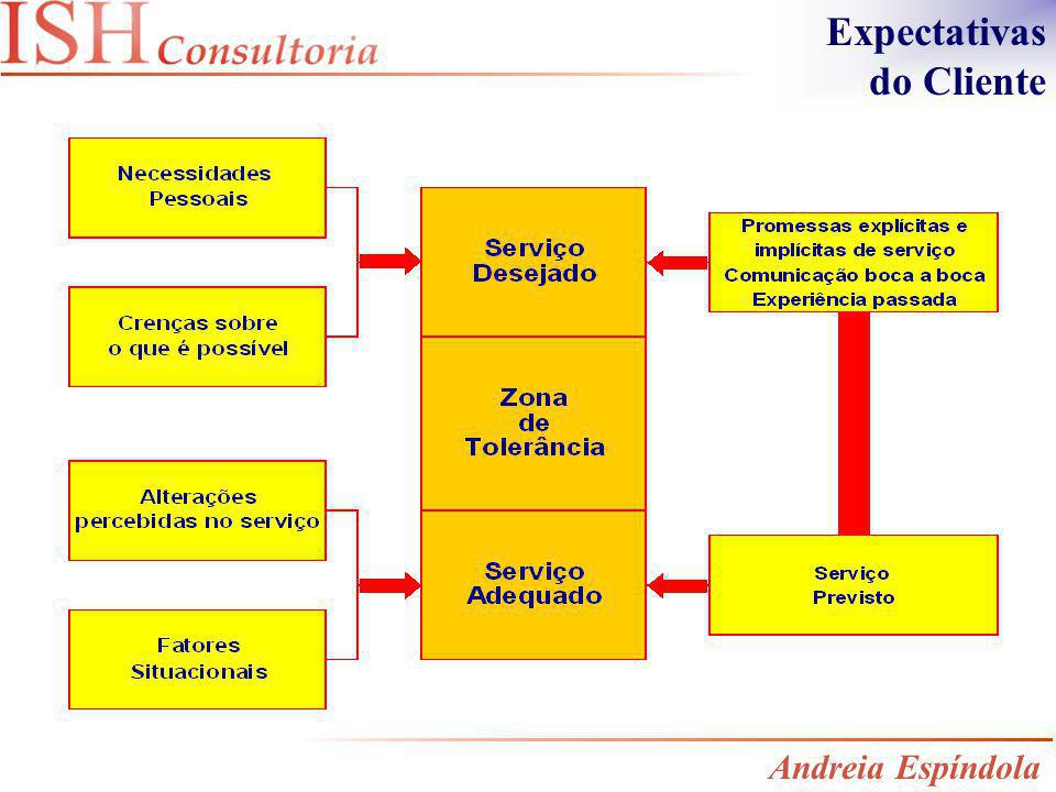 Expectativas do Cliente