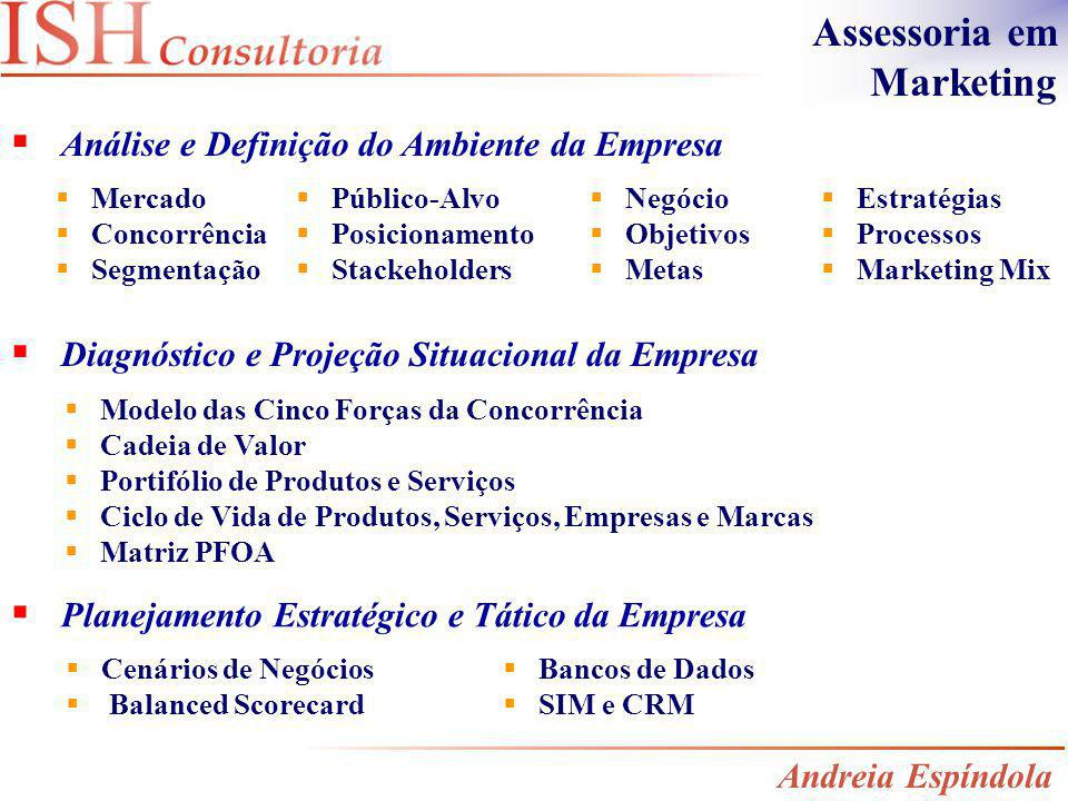 Assessoria em Marketing