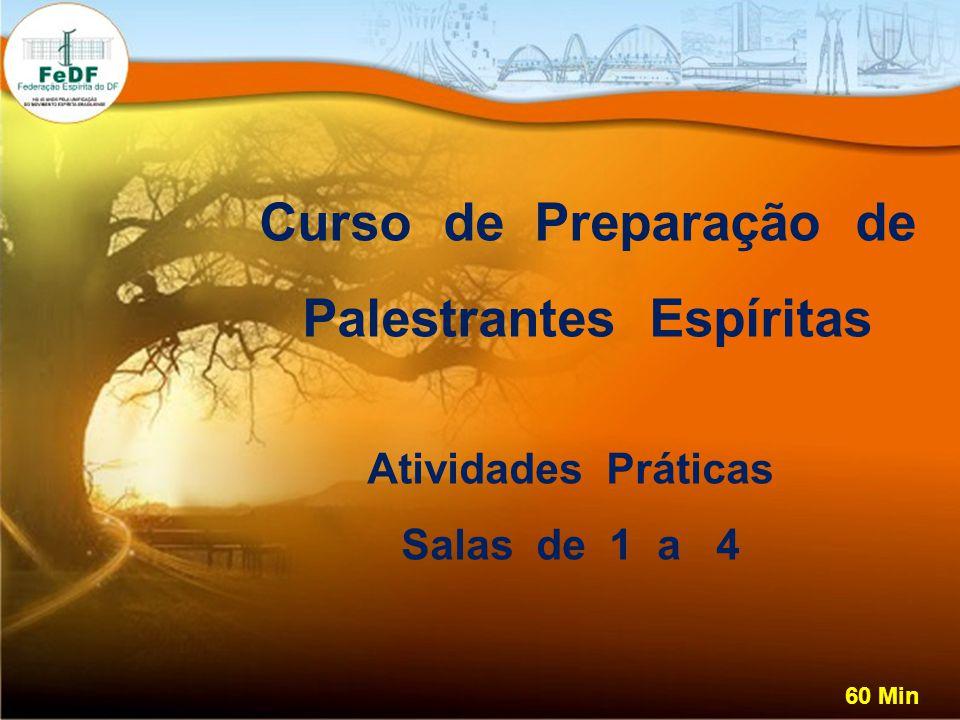 Curso de Preparação de Palestrantes Espíritas