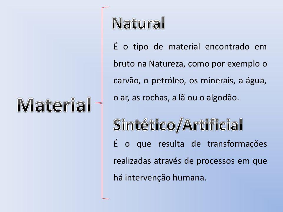 Sintético/Artificial