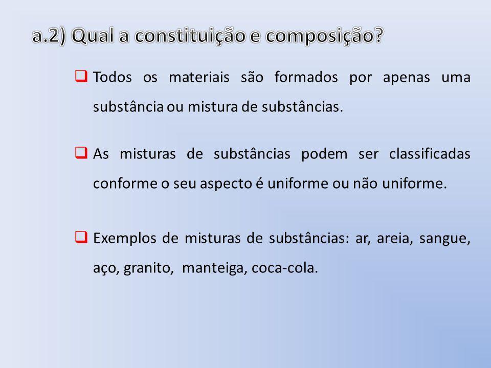 a.2) Qual a constituição e composição