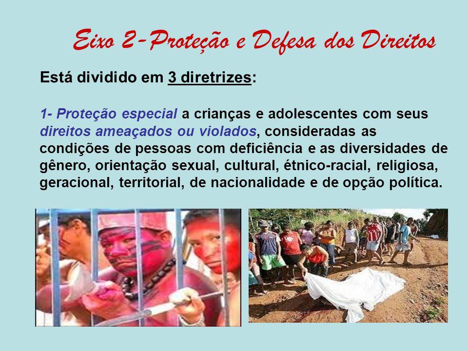 Eixo 2-Proteção e Defesa dos Direitos