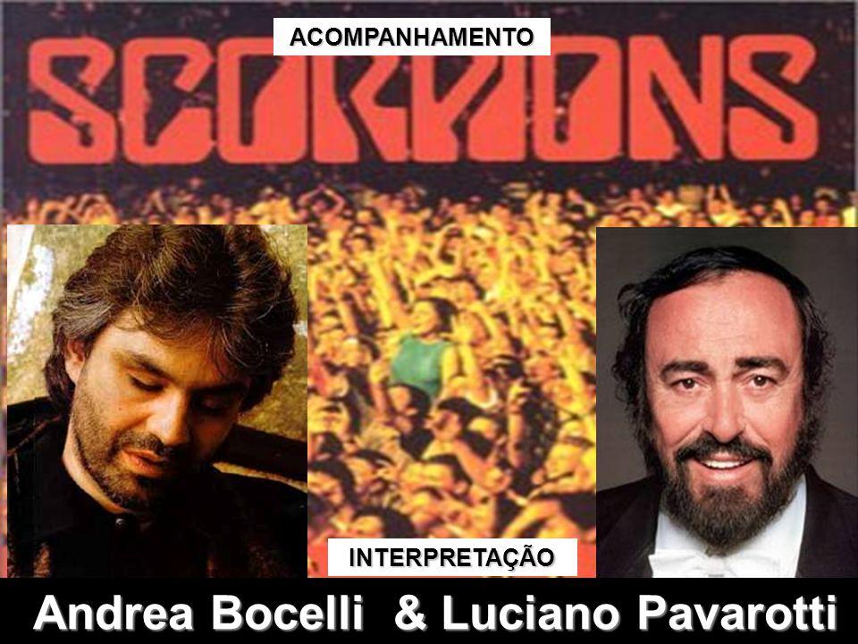 Andrea Bocelli & Luciano Pavarotti