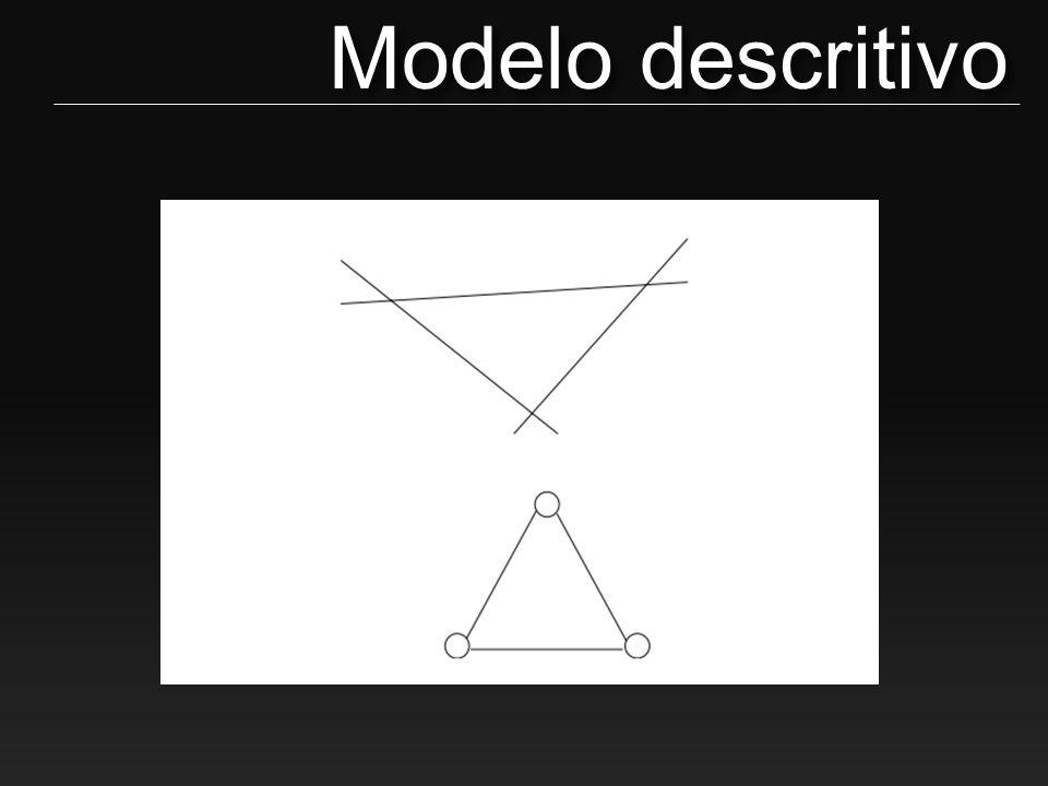 Modelo descritivo