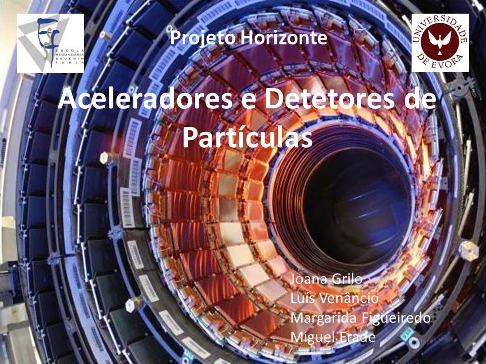 Aceleradores e Detetores de Partículas