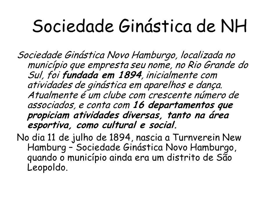 Sociedade Ginástica de NH