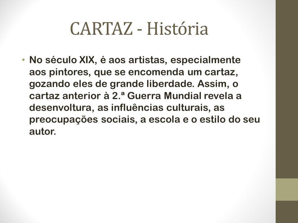 CARTAZ - História