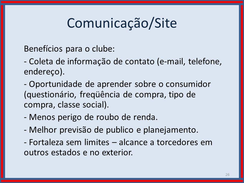 Comunicação/Site