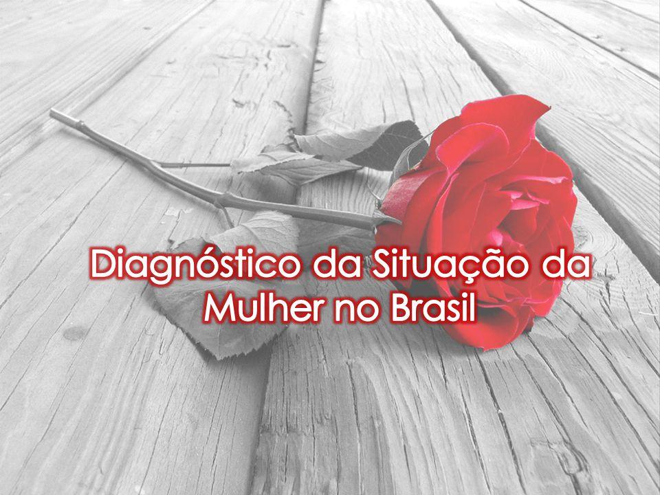 Diagnóstico da Situação da Mulher no Brasil