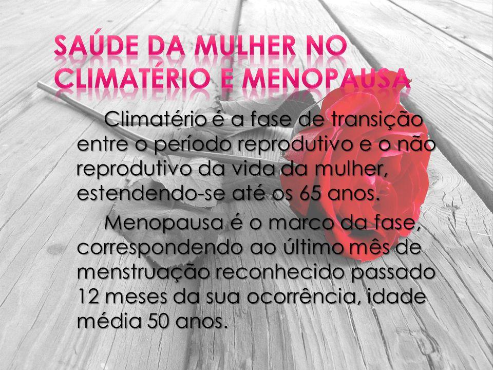 Saúde da Mulher no Climatério e Menopausa