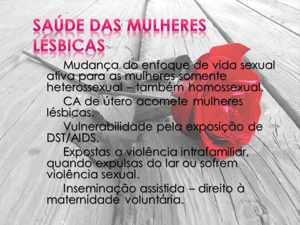 Saúde das Mulheres Lésbicas