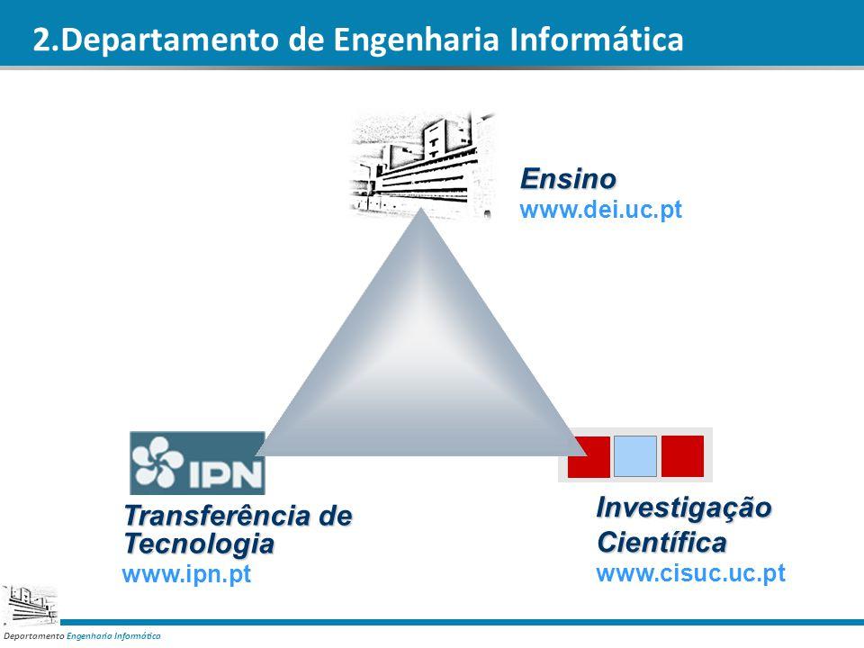 2.Departamento de Engenharia Informática