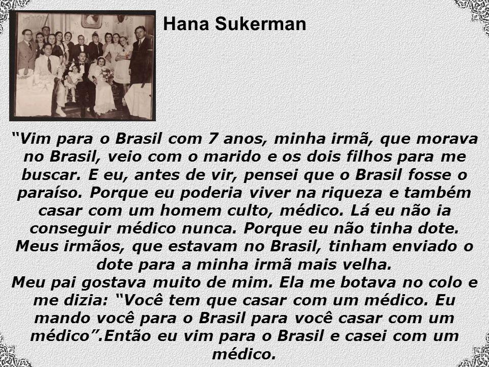 Hana Sukerman