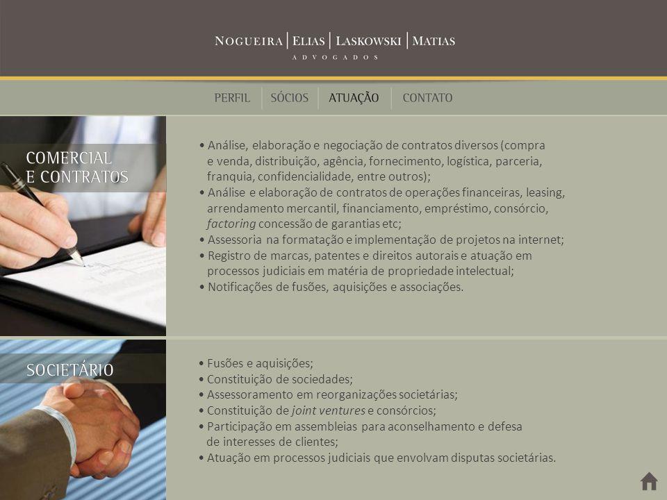 • Assessoria na formatação e implementação de projetos na internet;