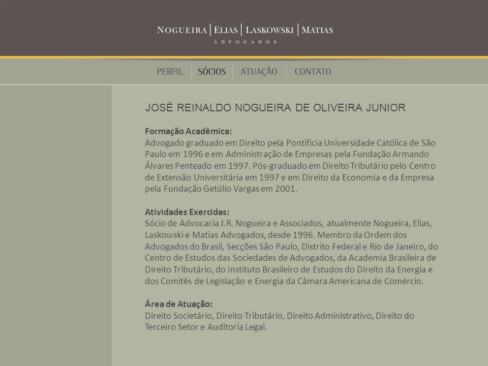 JOSÉ REINALDO NOGUEIRA DE OLIVEIRA JUNIOR