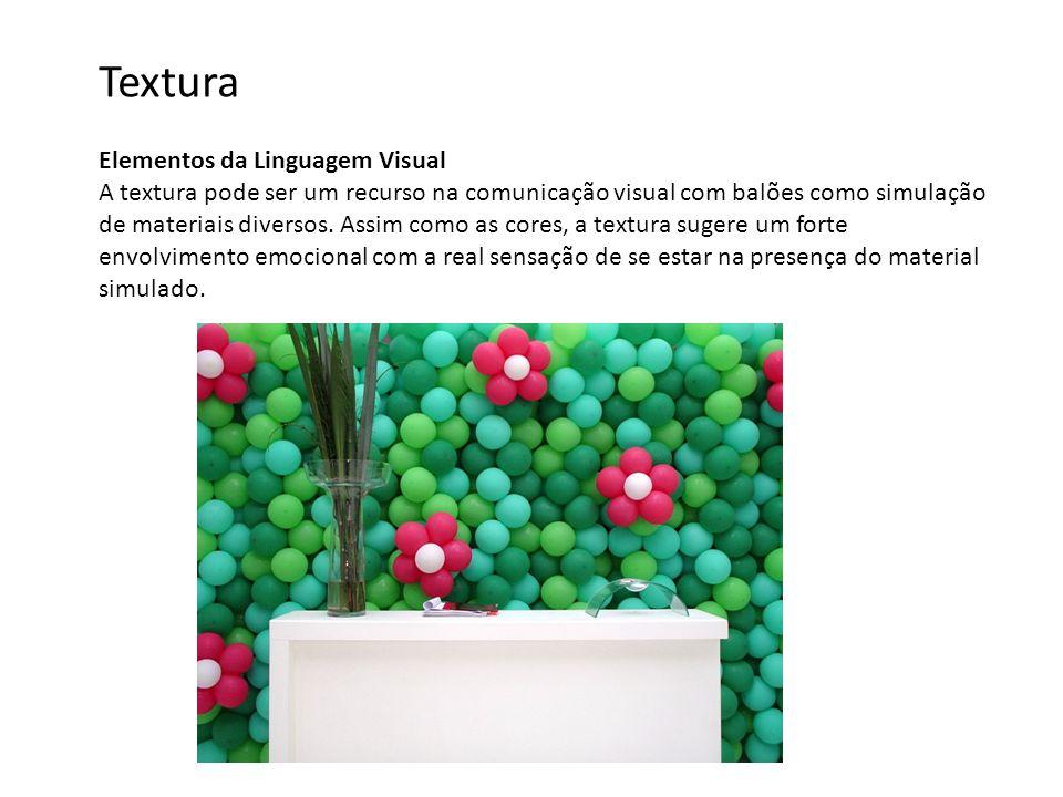 Textura Elementos da Linguagem Visual