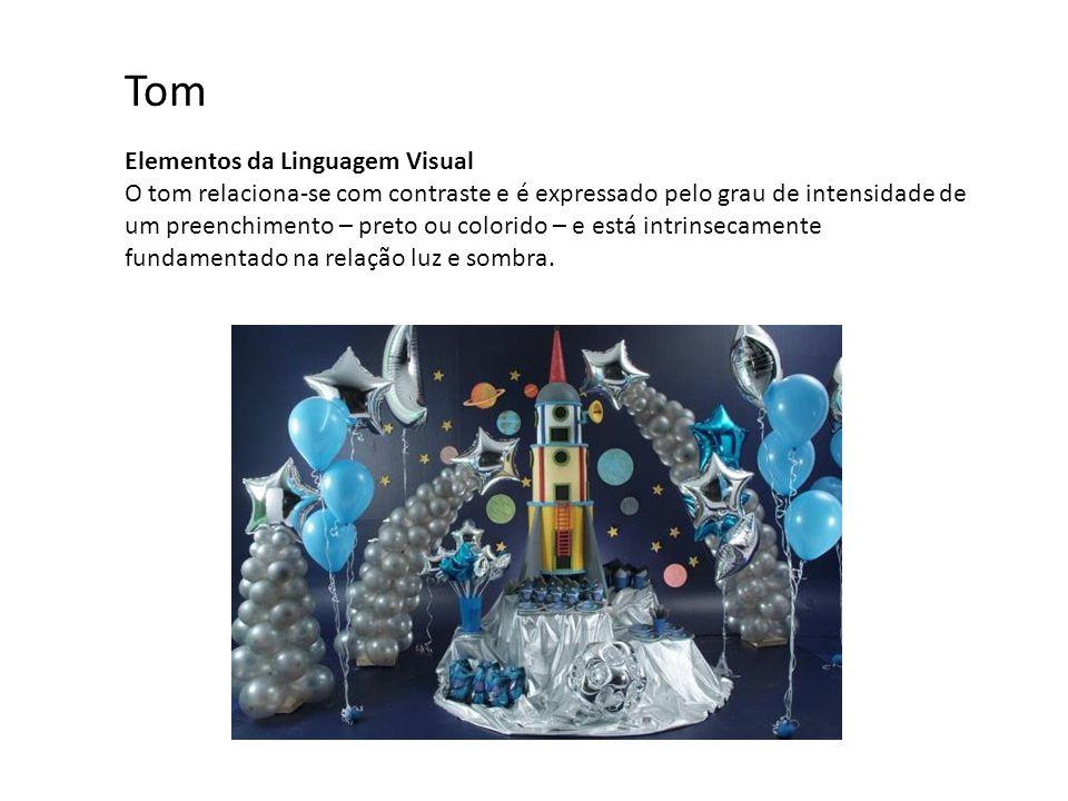 Tom Elementos da Linguagem Visual