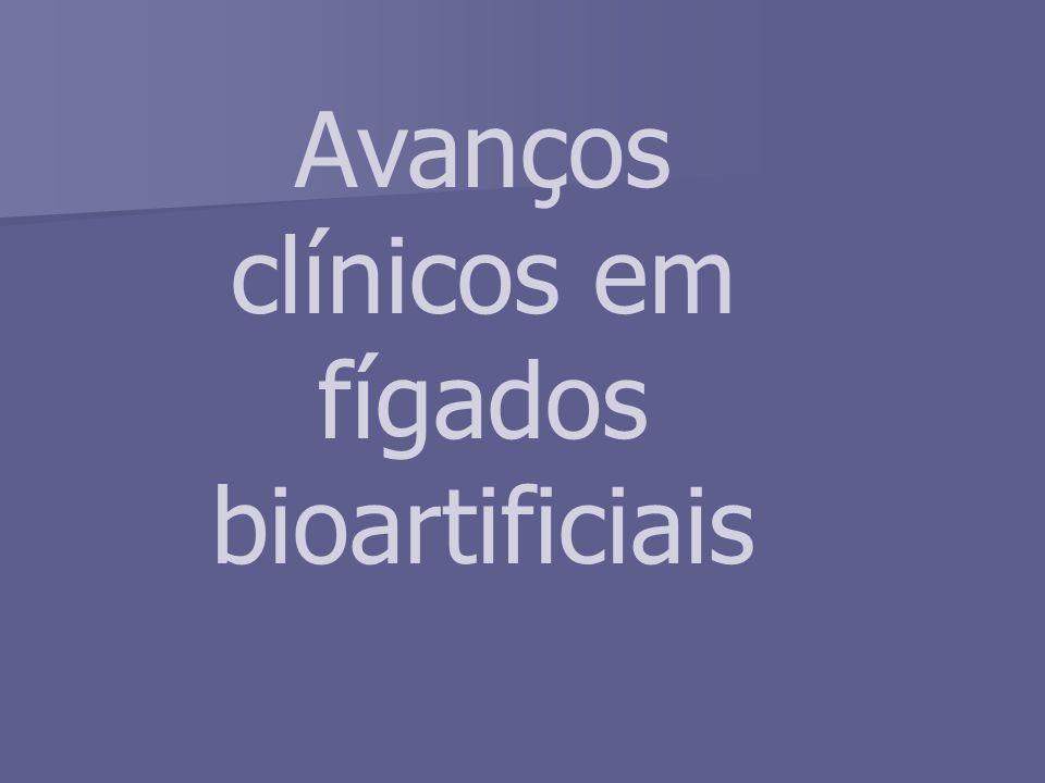 Avanços clínicos em fígados bioartificiais
