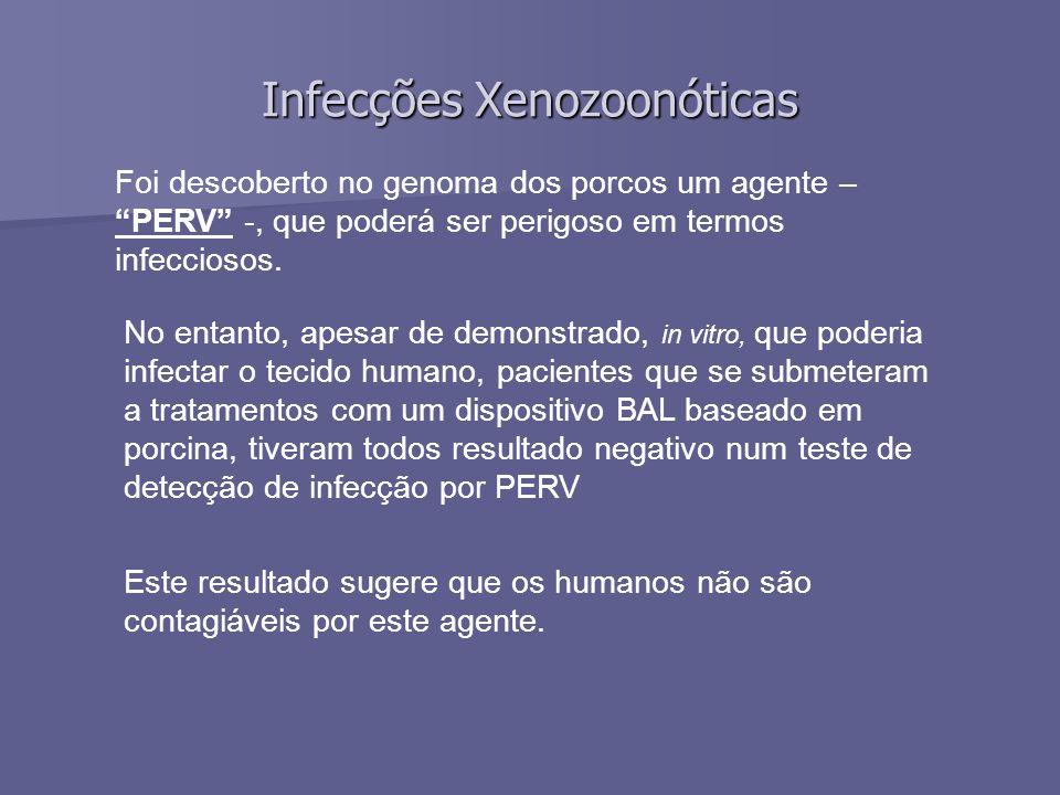 Infecções Xenozoonóticas