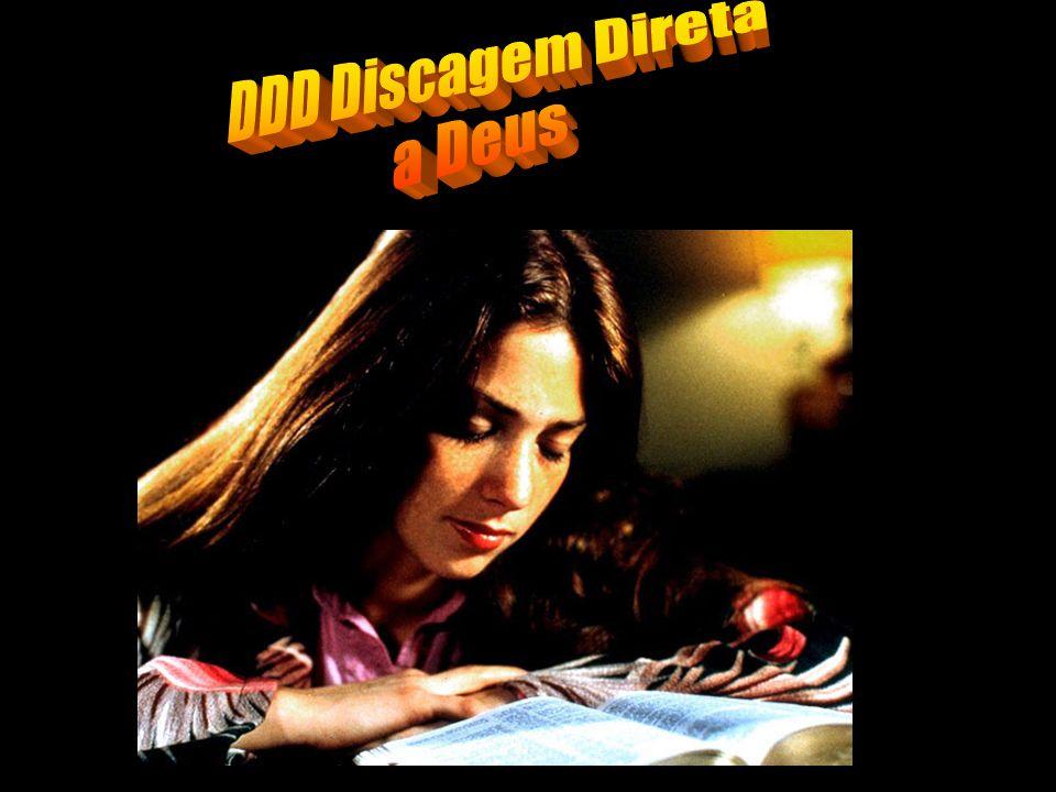 DDD Discagem Direta a Deus