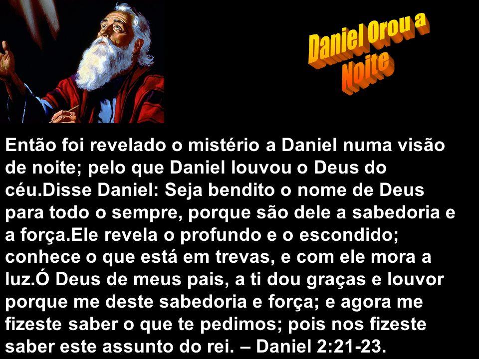 Daniel Orou a Noite.