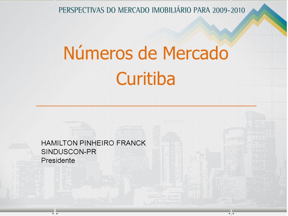 Números de Mercado Curitiba
