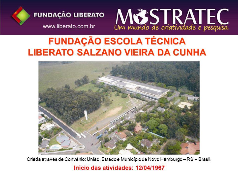 FUNDAÇÃO ESCOLA TÉCNICA LIBERATO SALZANO VIEIRA DA CUNHA