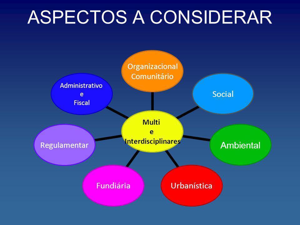 ASPECTOS A CONSIDERAR Características: