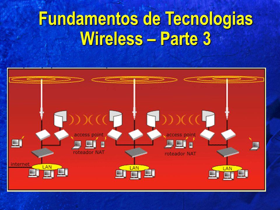 Fundamentos de Tecnologias Wireless – Parte 3