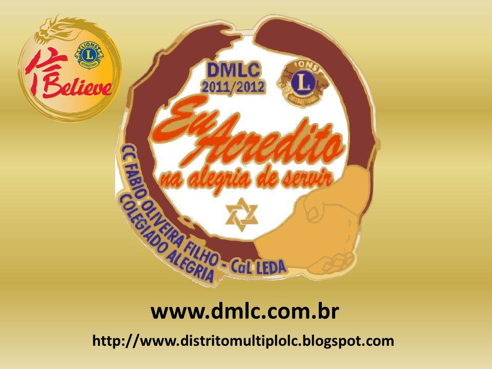 www.dmlc.com.br http://www.distritomultiplolc.blogspot.com