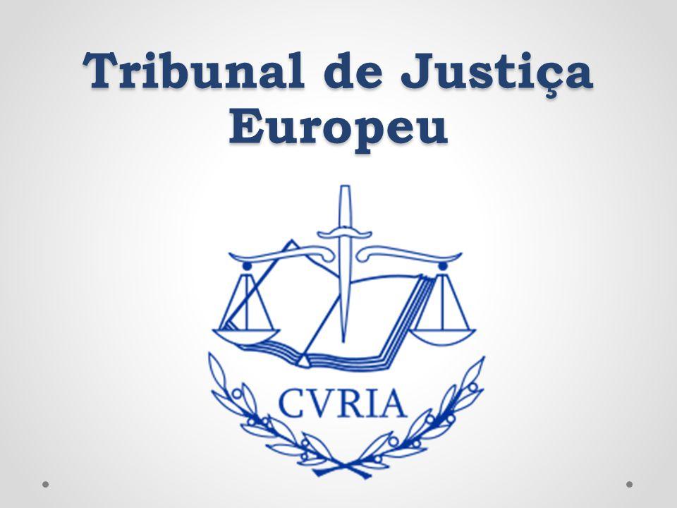 Tribunal de Justiça Europeu