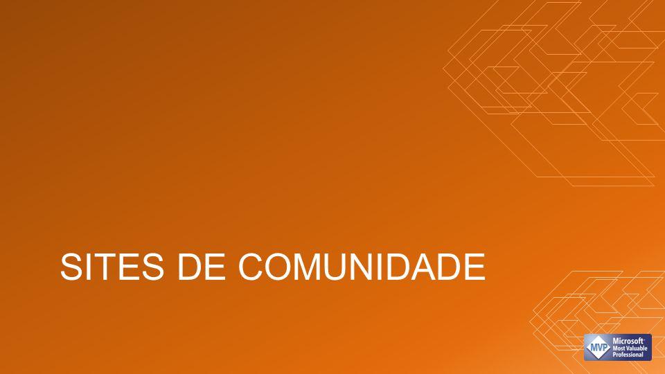 Sites de comunidade