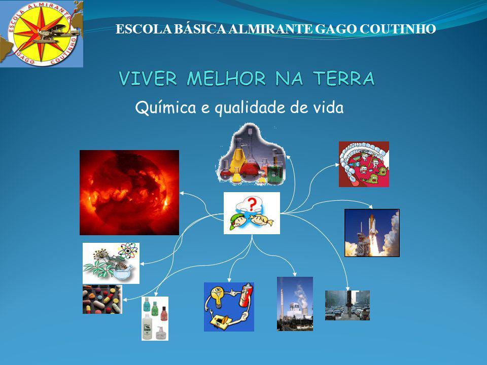 Química e qualidade de vida