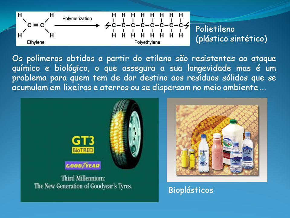 Polietileno (plástico sintético)