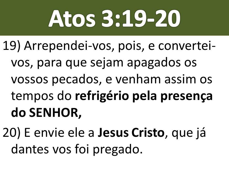 Atos 3:19-20