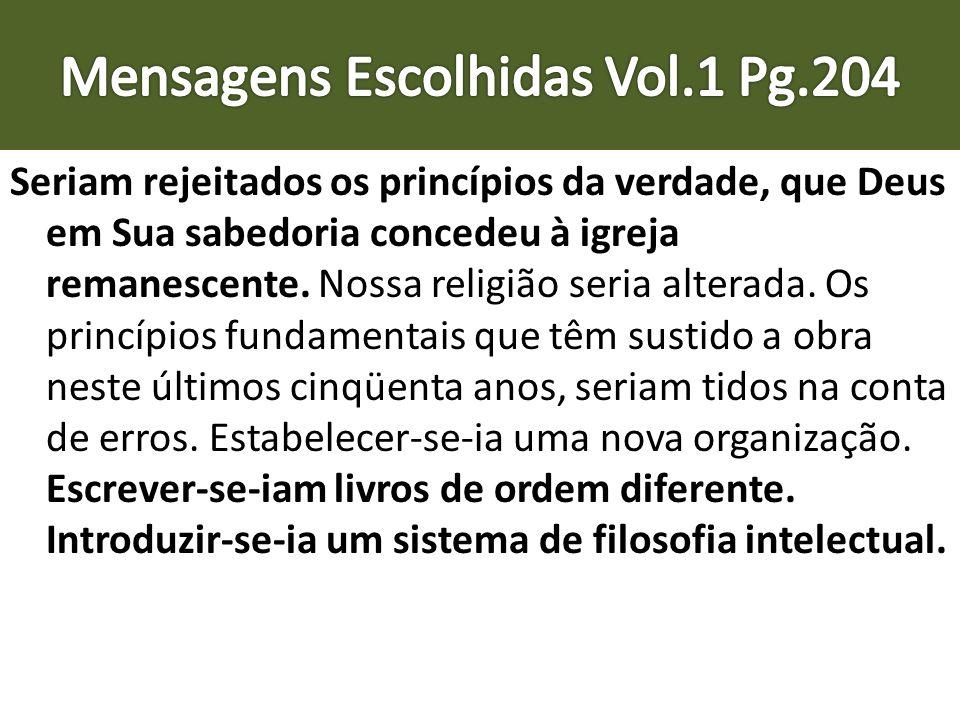 Mensagens Escolhidas Vol.1 Pg.204