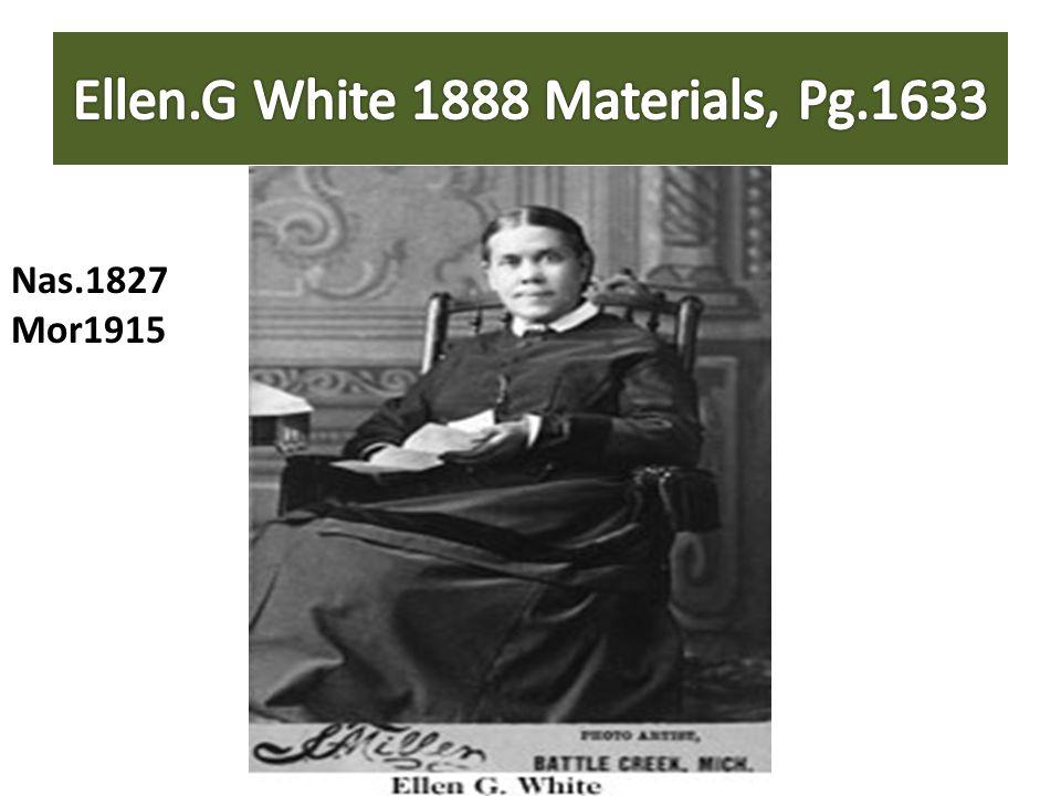 Ellen.G White 1888 Materials, Pg.1633