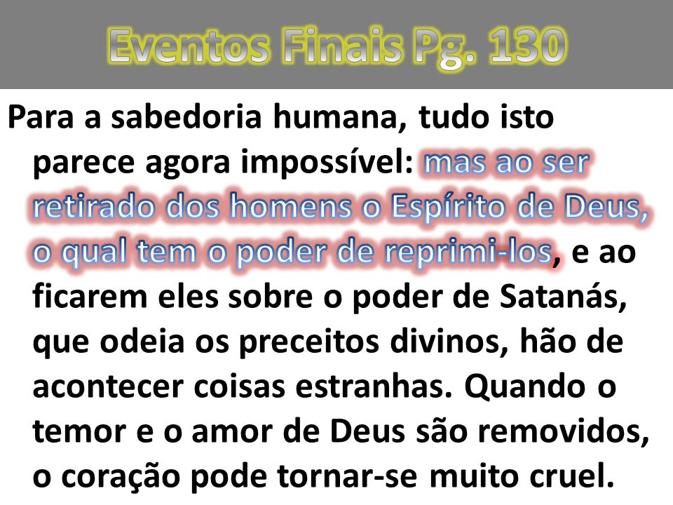 Eventos Finais Pg. 130