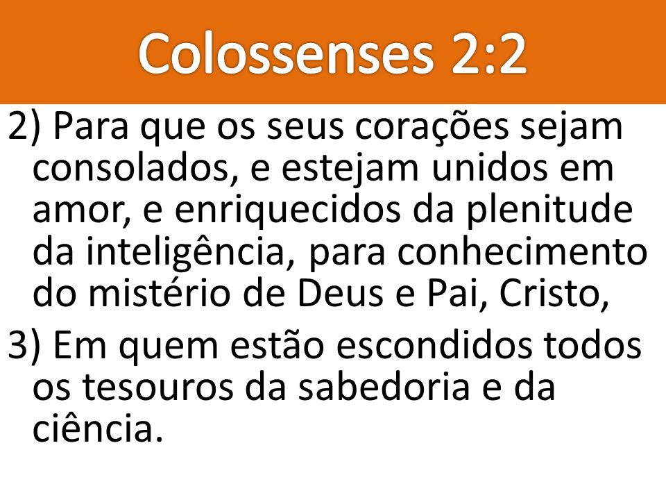 Colossenses 2:2