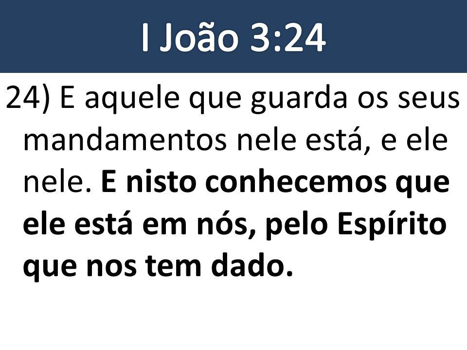 I João 3:24