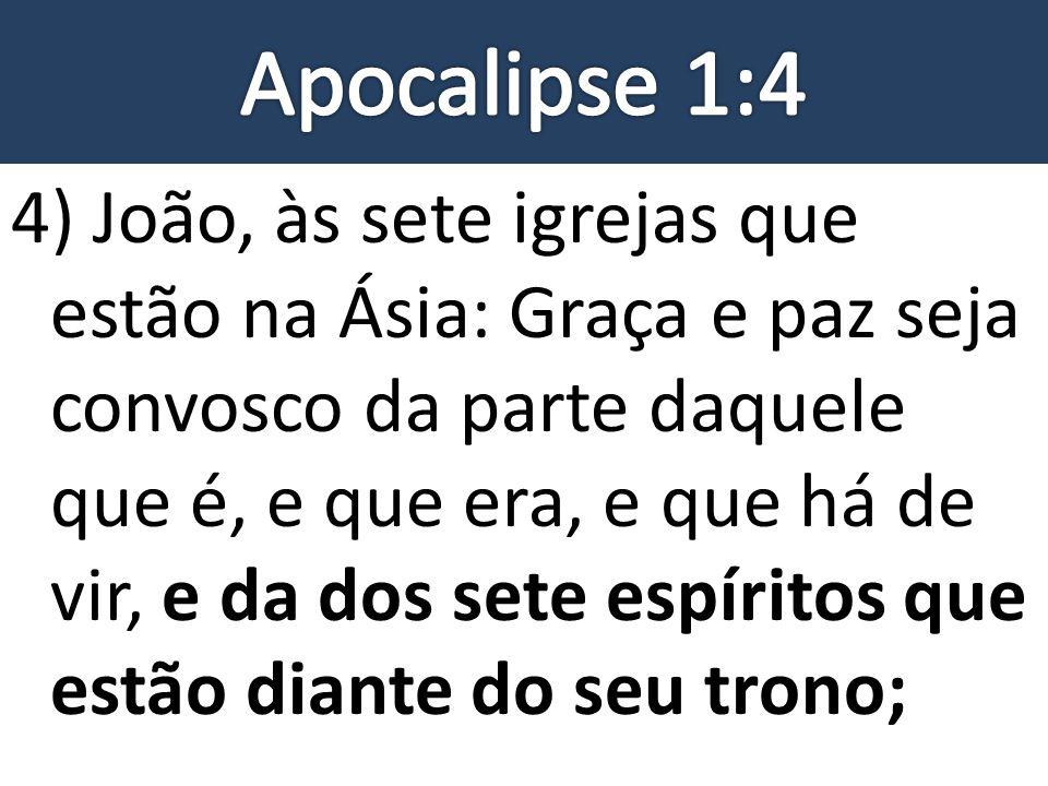 Apocalipse 1:4